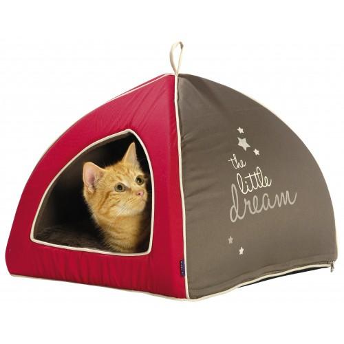 tipi little dream d me et maison pour chat bobby wanimo. Black Bedroom Furniture Sets. Home Design Ideas