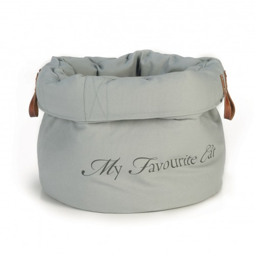 Corbeille et panier pour chat - Sac confort My Favourite cat - Maxi format Designed by Lotte
