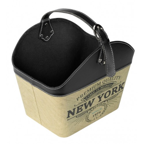 Couchage pour chat - Panier Basket New York pour chats