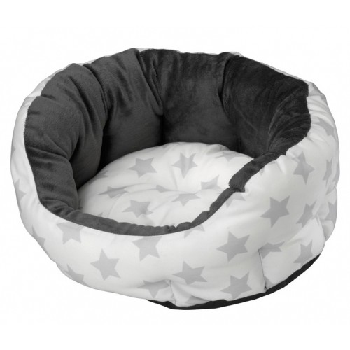 corbeille soft bed stars corbeille et panier pour chat europet wanimo. Black Bedroom Furniture Sets. Home Design Ideas