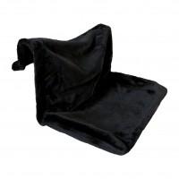 Hamac pour chat - Hamac Radiateur All Black Dark Aimé