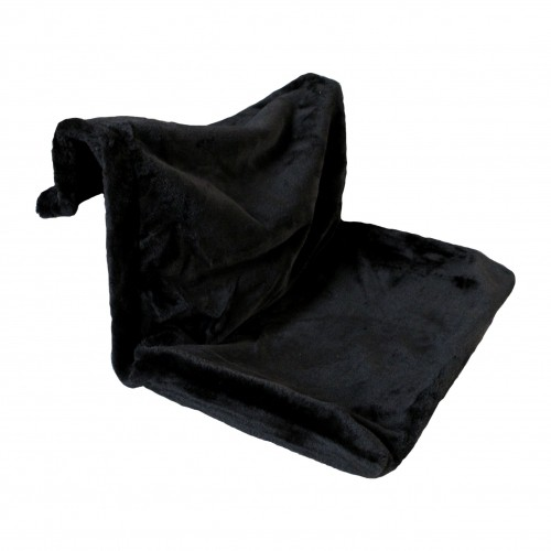 Couchage pour chat - Hamac Radiateur All Black pour chats