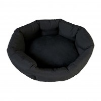 Couchage pour chat - Panier All Black