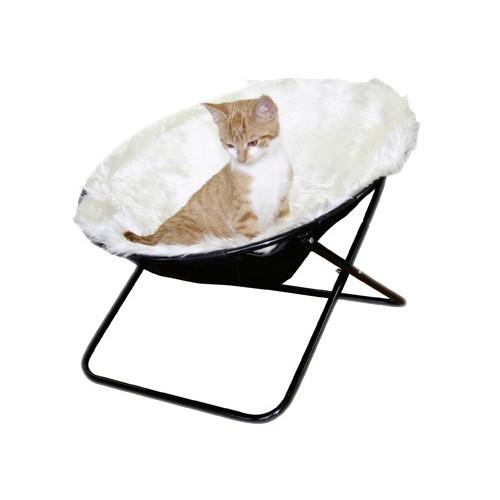 Couchage pour chat - Fauteuil pliable Sharon pour chats