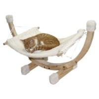 Hamac pour petit chat et furet - Hamac Siesta  Kerbl
