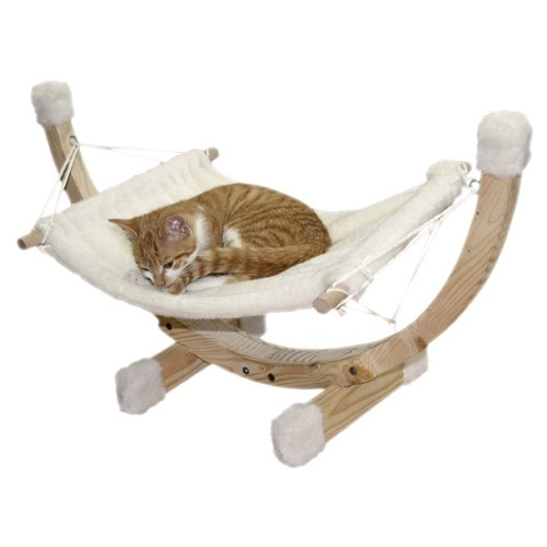 Couchage pour chat - Hamac Siesta  pour chats