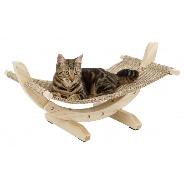 hamac siesta 2 0 hamac pour chat kerbl wanimo. Black Bedroom Furniture Sets. Home Design Ideas
