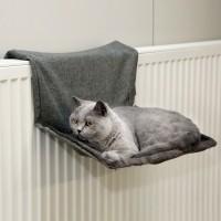 Hamac de radiateur pour chat - Hamac Paradies Kerbl