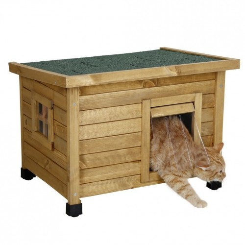 Couchage pour chat - Maison Rustica pour chats