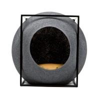 Maison pour chat - Cube Cocon - Edition métal Meyou