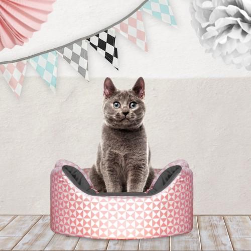 maison life is good maison et corbeille pour chat milk pepper wanimo. Black Bedroom Furniture Sets. Home Design Ideas