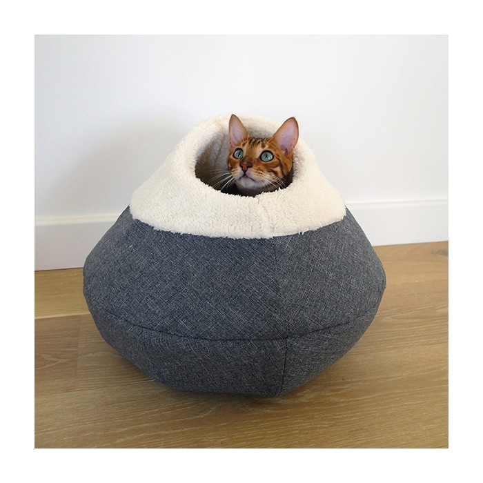 Couchage pour chat - Nid Cosy pour chats