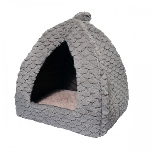 Couchage pour chat - Igloo polaire pour chats