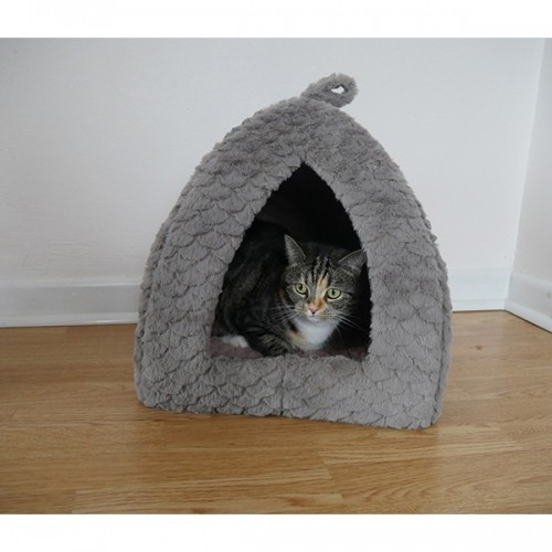 Couchage pour chat - Igloo polaire Rosewood pour chats