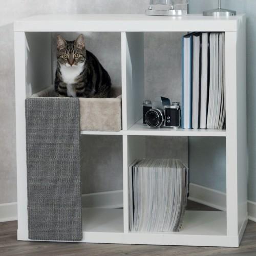 Couchage pour chat - Lit pour étagères pour chats