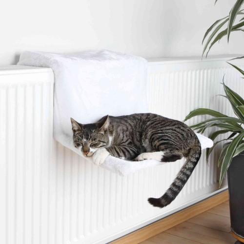 Couchage pour chat - Hamac radiateur Dreamland  pour chats