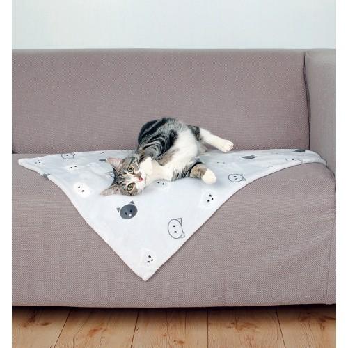Couchage pour chat - Plaid Mimi pour chats