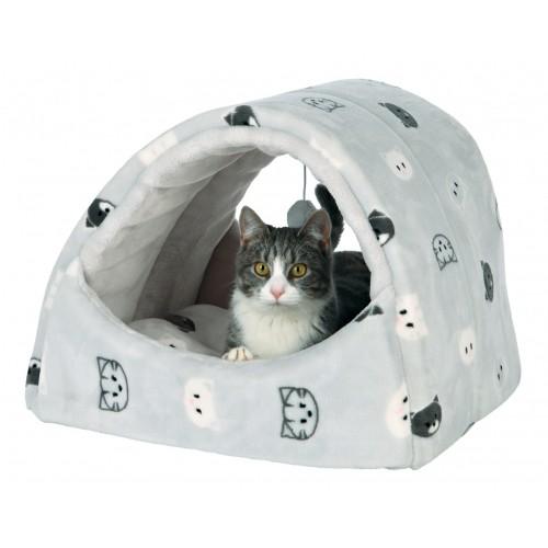 Couchage pour chat - Abri douillet Mimi pour chats