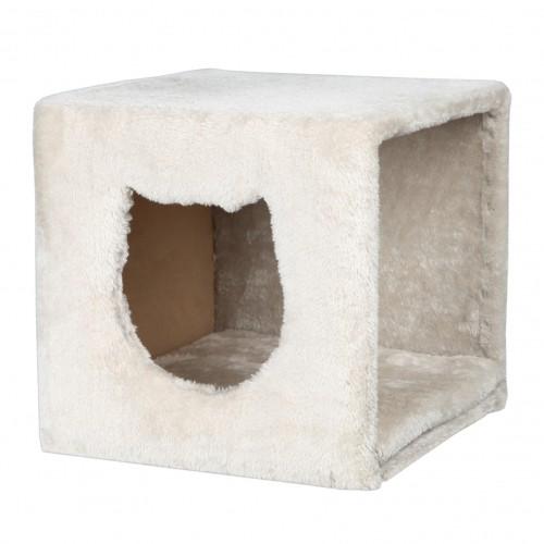 Couchage pour chat - Cube douillet pour chats