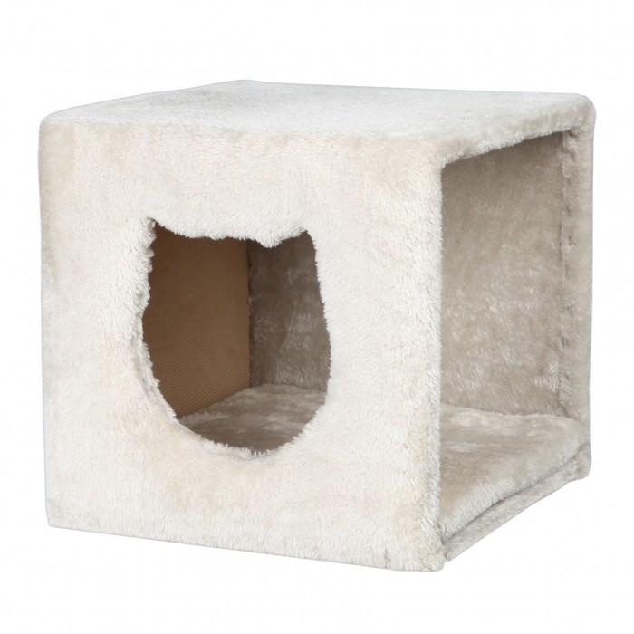 cube douillet maison pour chat trixie wanimo. Black Bedroom Furniture Sets. Home Design Ideas
