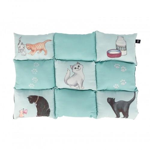 Couchage pour chat - Tapis Patchwork Cat pour chats