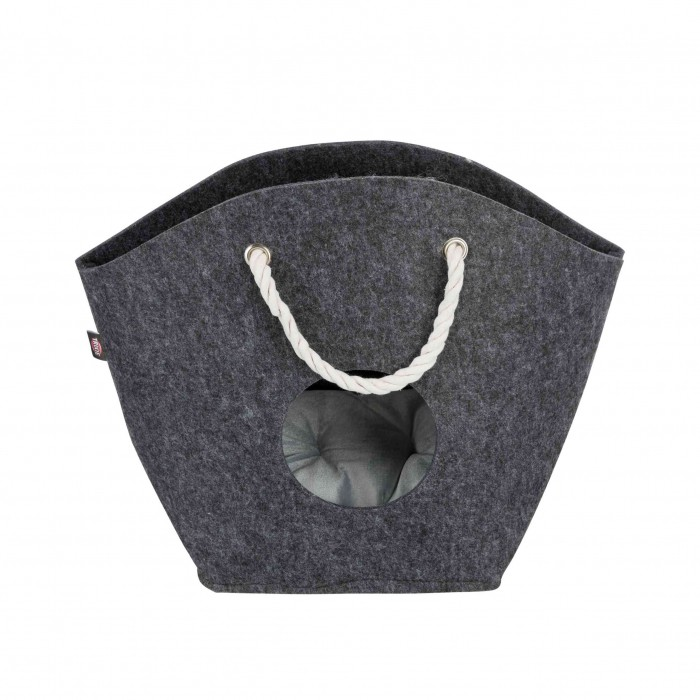 Couchage pour chat - Panier douillet Polly pour chats
