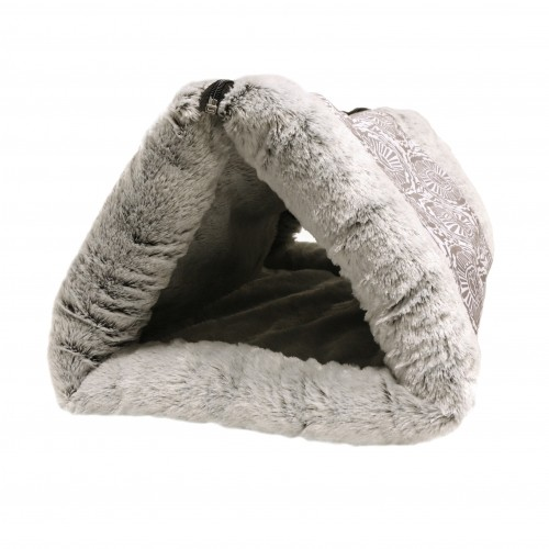 Couchage pour chat - Lit tunnel pour chats