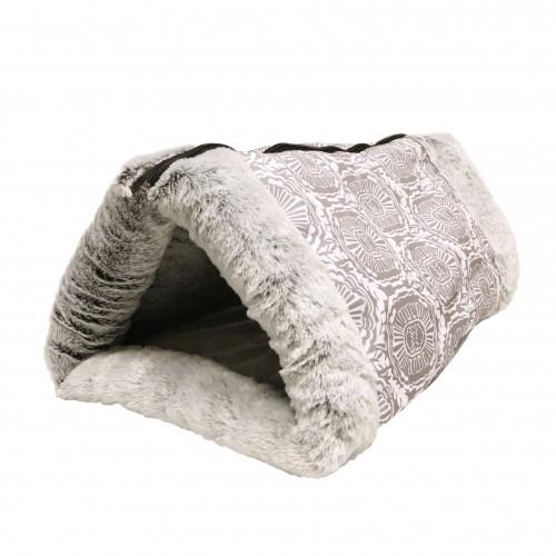 Couchage pour chat - Lit tunnel pour chats