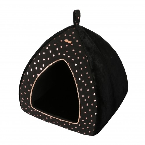 Couchage pour chat - Igloo Deluxe Falling Star pour chats