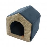 Maison pour chat et petit chien - Maison Deluxe Green Wouapy