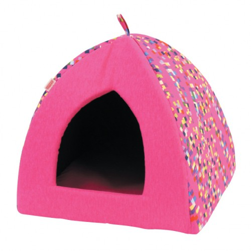 Couchage pour chat - Igloo Graffiti pour chats