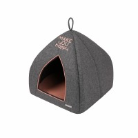 Couchage pour chat - Igloo Happy Wouapy