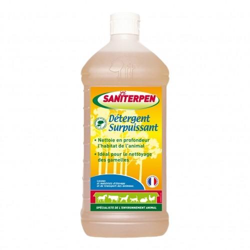 Entretien des sols et surfaces lavables - Détergent Surpuissant Saniterpen