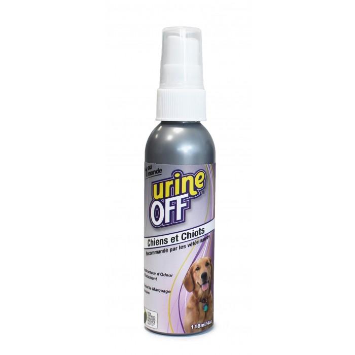 Urine off chien chiot hygi ne urine off wanimo - Produit nettoyant urine chien ...