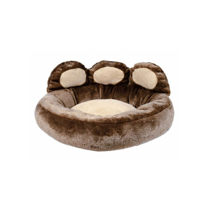 corbeille donatello panier et lit pour chien trixie. Black Bedroom Furniture Sets. Home Design Ideas