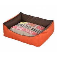 Couchage pour chien - Corbeille Monsters