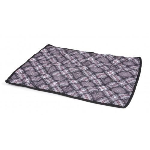 Couchage pour chat - Tapis rafraîchissant gris pour chats