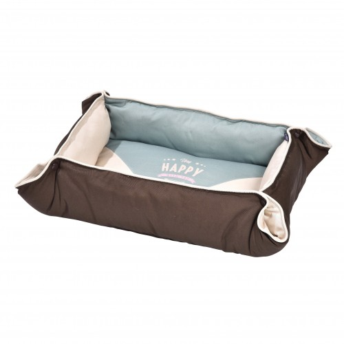 Couchage pour chien - Corbeille / tapis Letter pour chiens