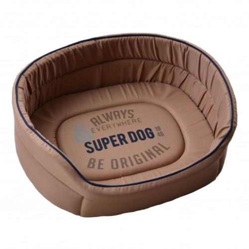 corbeille superdog panier pour chien bobby wanimo. Black Bedroom Furniture Sets. Home Design Ideas