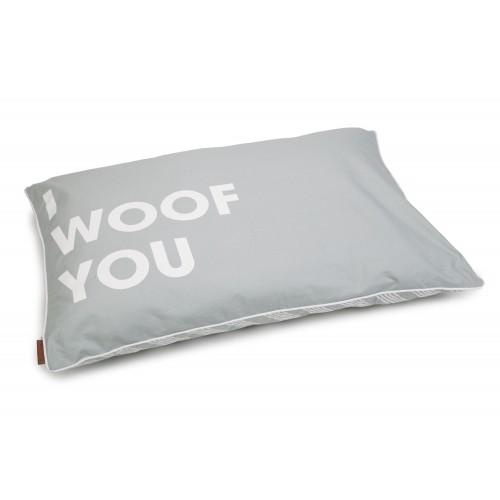 Couchage pour chien - Coussin I Woof You pour chiens