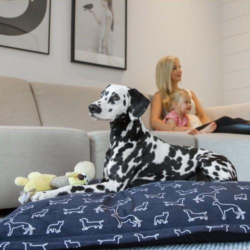 Couchage pour chien - Coussin Cloud Doggies pour chiens