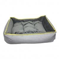 Panier pour chien - Sofa Cozy Gray Denim Be One Breed