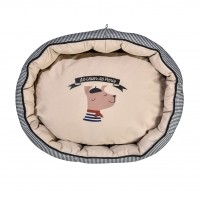 Couchage pour chien - Corbeille Frenchie