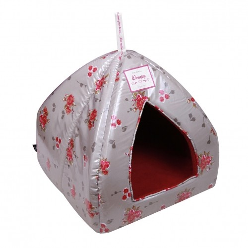 Couchage pour chat - Igloo Mix Folklore pour chats