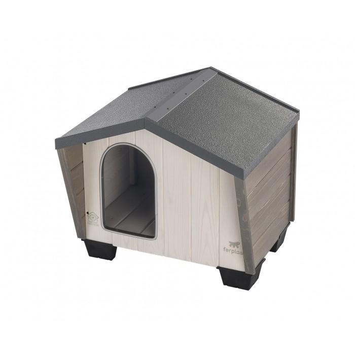 niche en bois merano niche pour chien ferplast wanimo. Black Bedroom Furniture Sets. Home Design Ideas