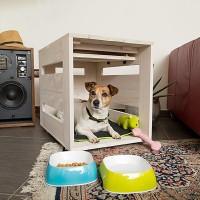 Niche pour chien - Niche d'intérieur Dog Home Ferplast