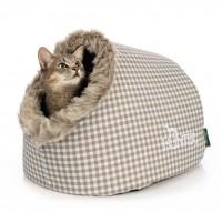 Tipi / maison pour chat et petit chien - Nid douillet Astana Hunter