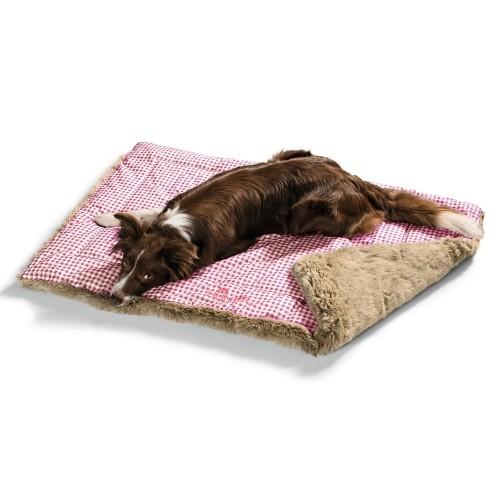 Couchage pour chien - Plaid Astana pour chiens