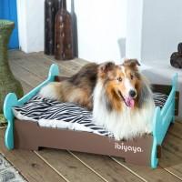 Panier et lit pour chien - Lit Precious Ibiyaya