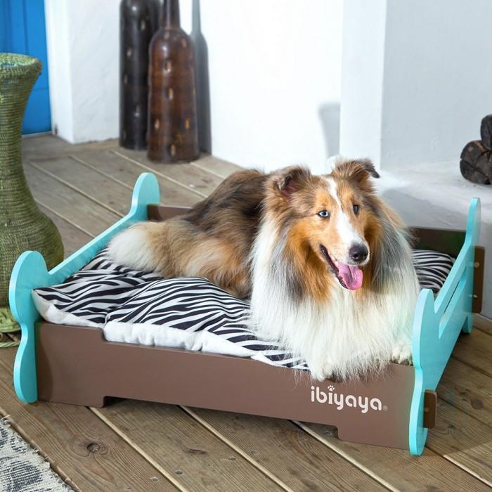 lit precious panier et lit pour chien ibiyaya wanimo. Black Bedroom Furniture Sets. Home Design Ideas